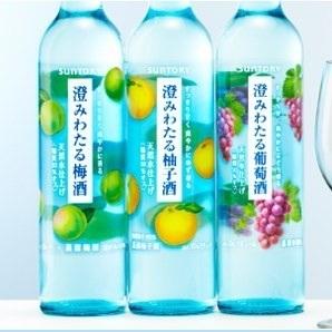 透明系列(梅酒,酒醬,柚子酒)