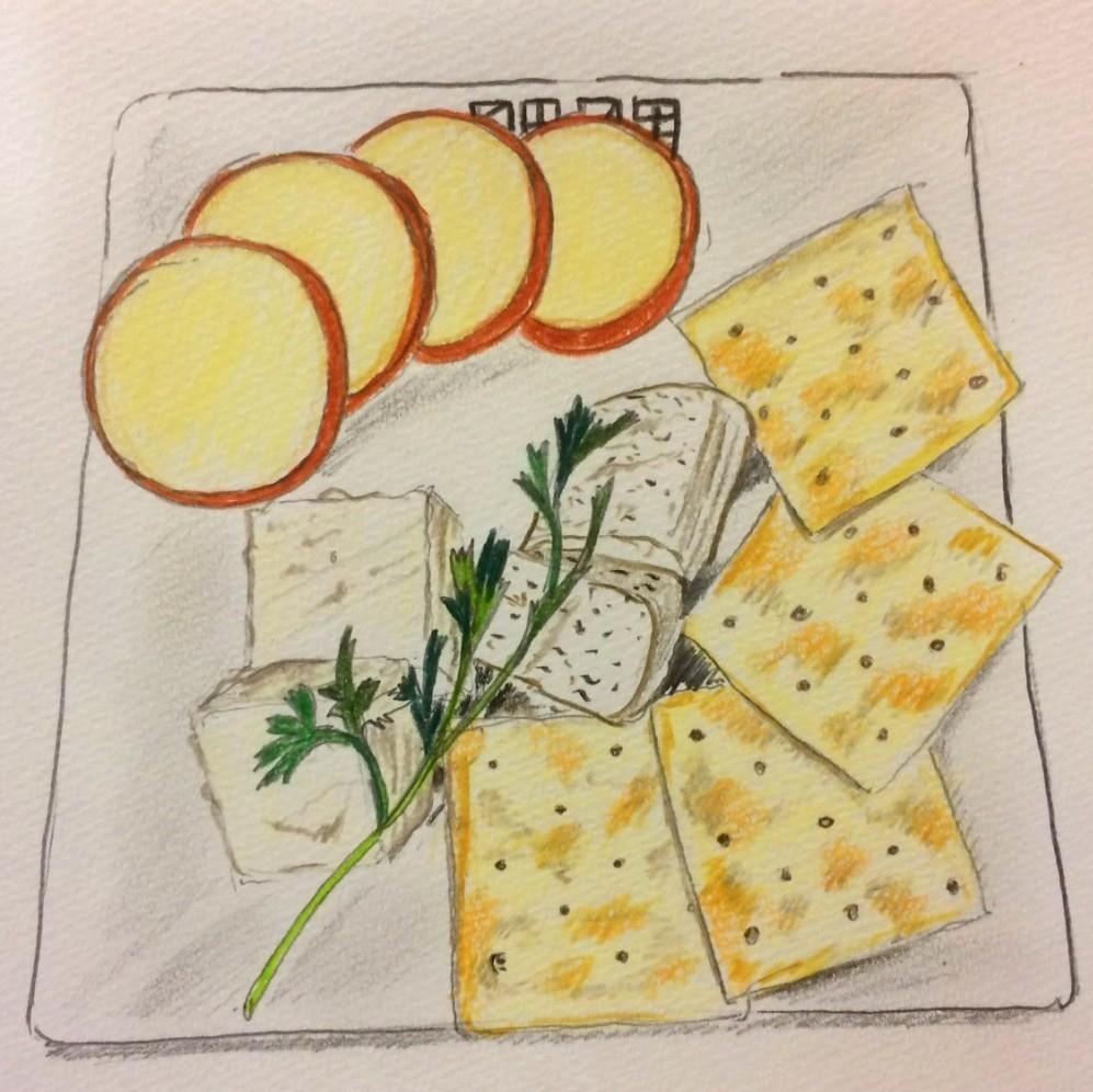 おまかせチーズ3種盛り