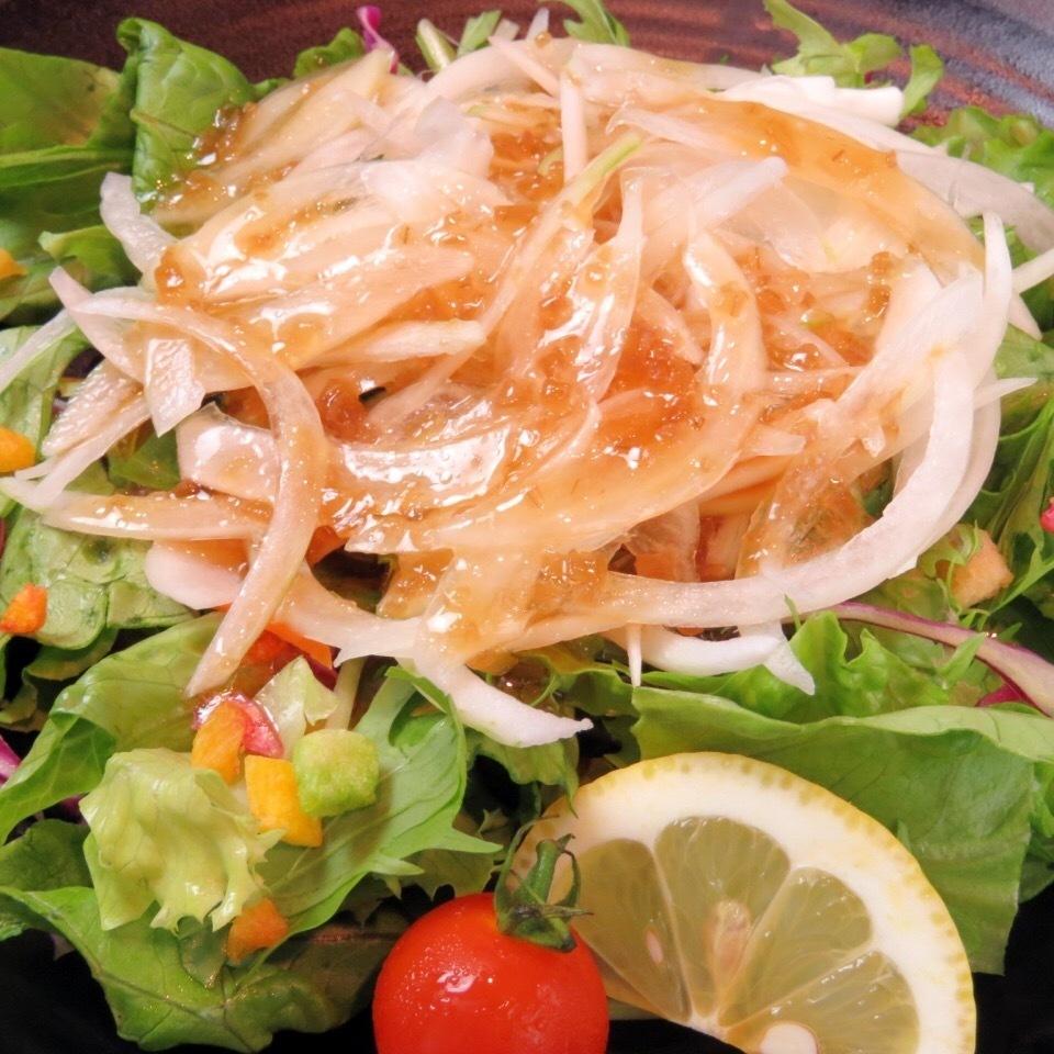 日式洋蔥沙拉