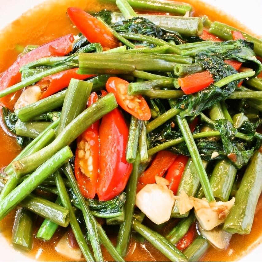 Pakubun Faiden(炒豆醬)
