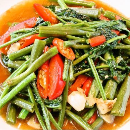 Pakubun Faiden (stir-fried bean sauce)