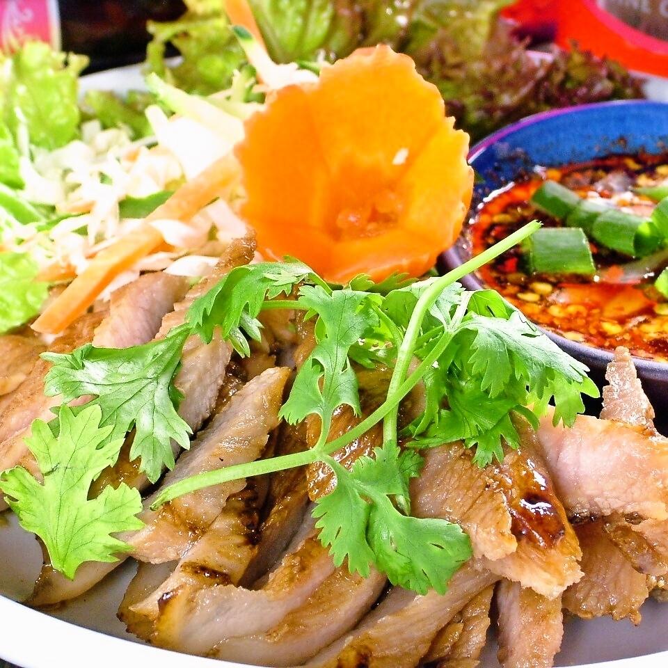 Co·Mu·纱(猪肉烤肉)