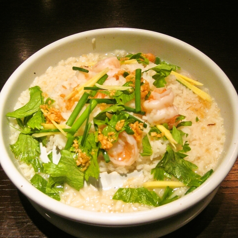 Kao·汤姆·孔(虾粥)
