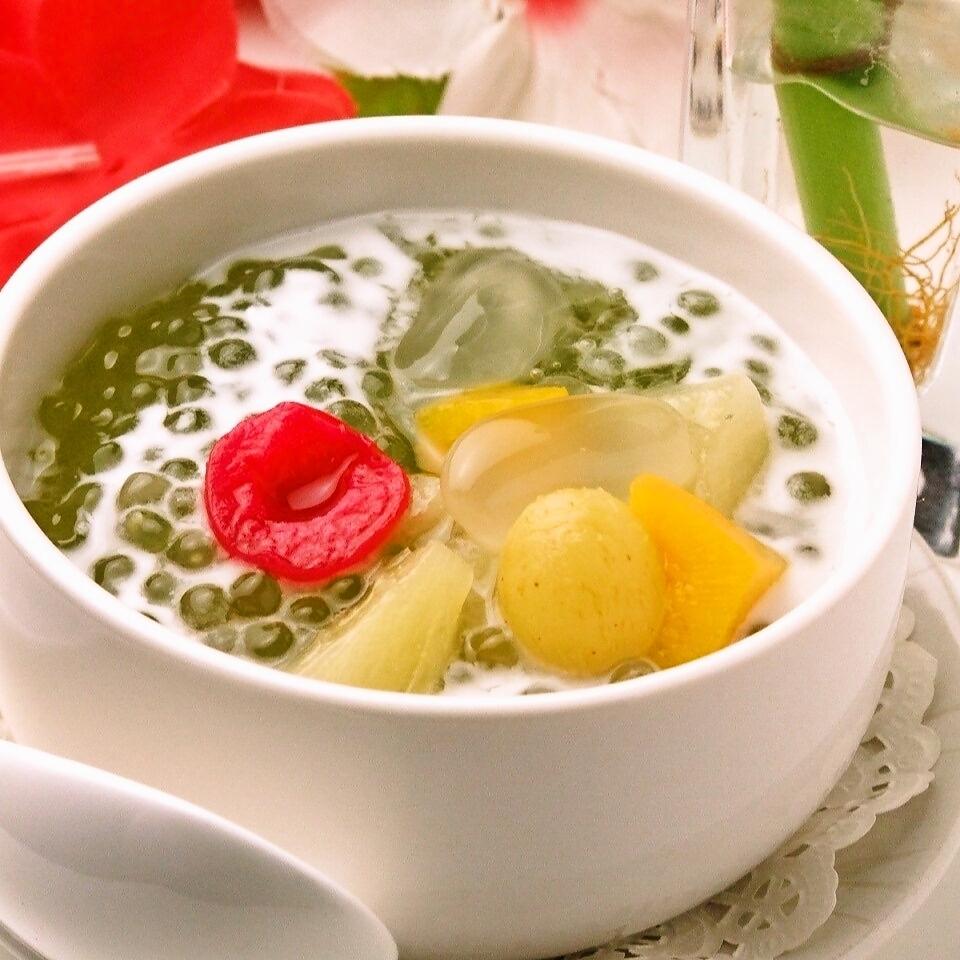 Siruko(木薯粉·椰奶)