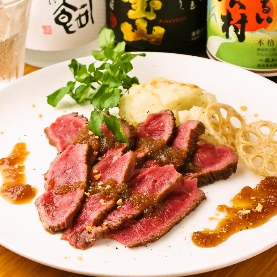 烤日本和牛牛肉
