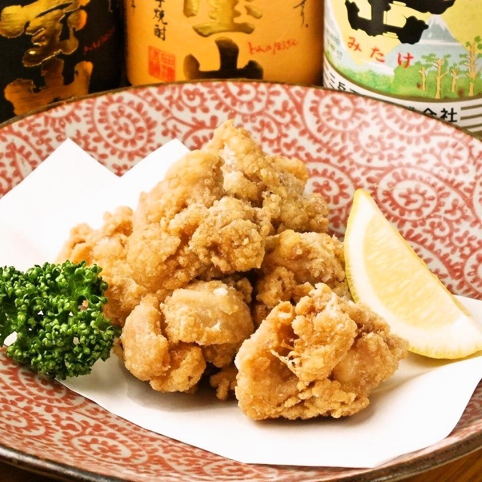 대 산지 닭 튀김