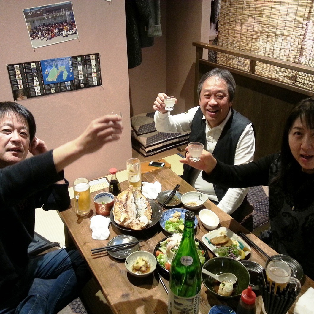 【Banquet landscape】 Ozaki is also OK with a small number of people ♪