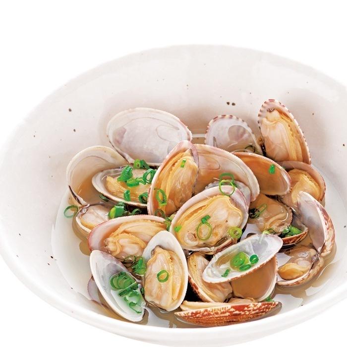 蛤蜊蒸蛤蜊