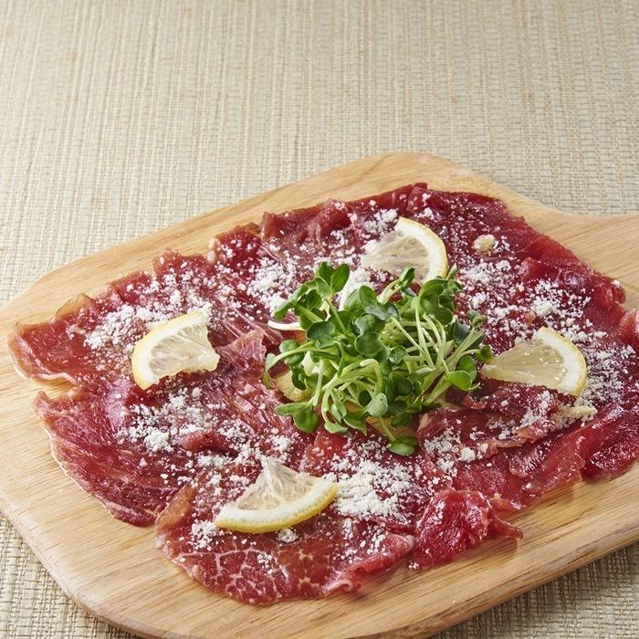 Cow's ham (Bresaola)