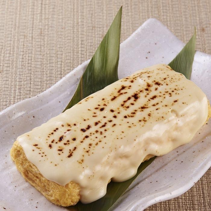 火焰蛋乳酪寿司卷