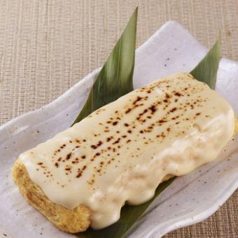 火焰蛋奶酪壽司卷【Mura-1大獎1號】