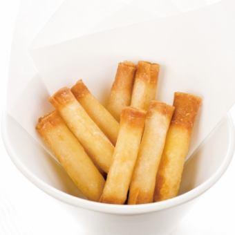 빠린코찌즈 / 떡 치즈 튀김