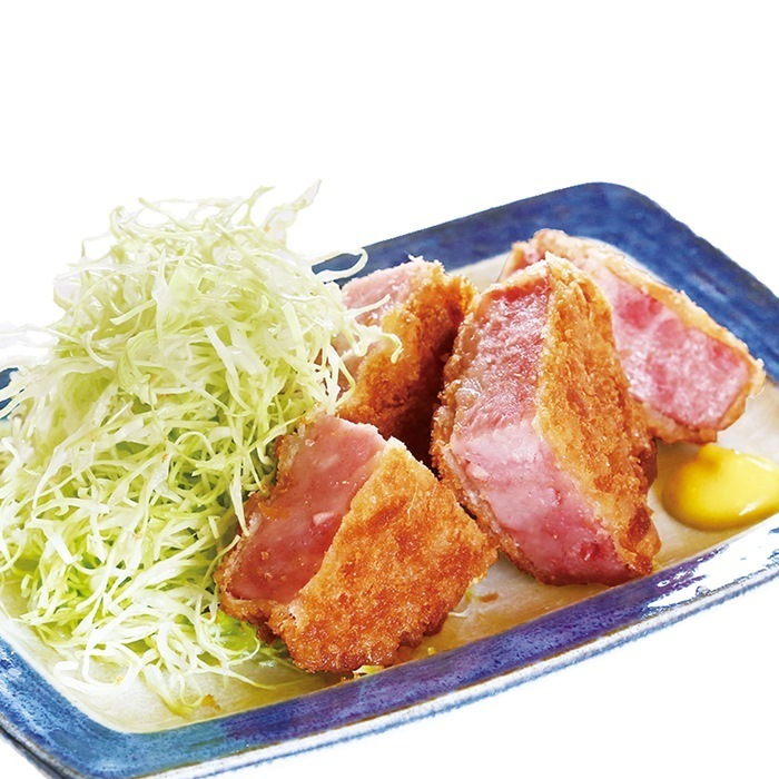 Thick-cut hot cutlet