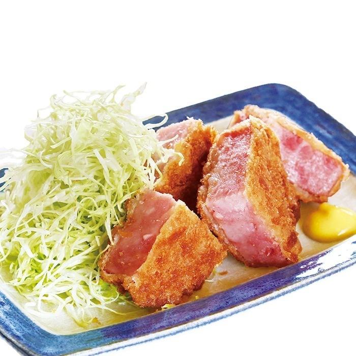 厚切热炸肉排