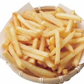 炸土豆/重磅炸土豆薯條(2倍以上!)
