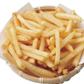 Fried Potatoes / Heavy Mega! Potato Fries (2 times higher!)