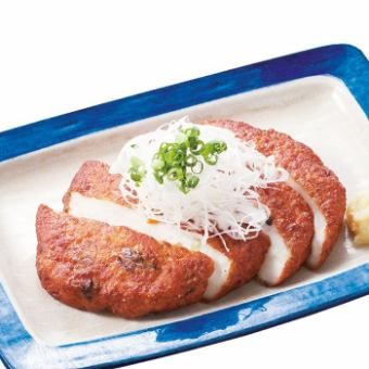 부드러운 튀김 / 바삭 바삭 우엉 간식