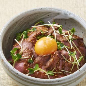 Roast beef bowl