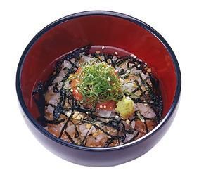 Dashi tea-pick variety (salmon · plum · mentaiko)