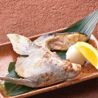 Kanka Kamami Salt-grilled