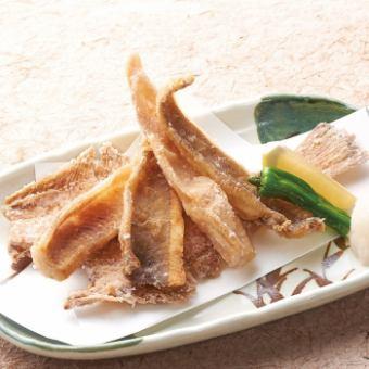 Deep-fried red gurei