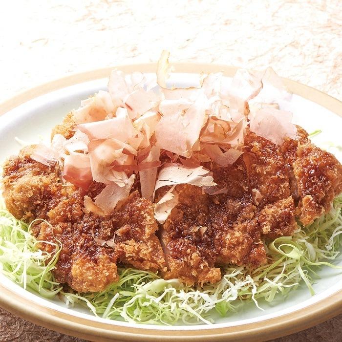 日式鸡肉饼