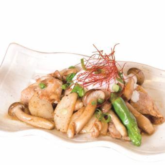 【Mura-1大奖赛第2名】烤鸡肉只含黄油