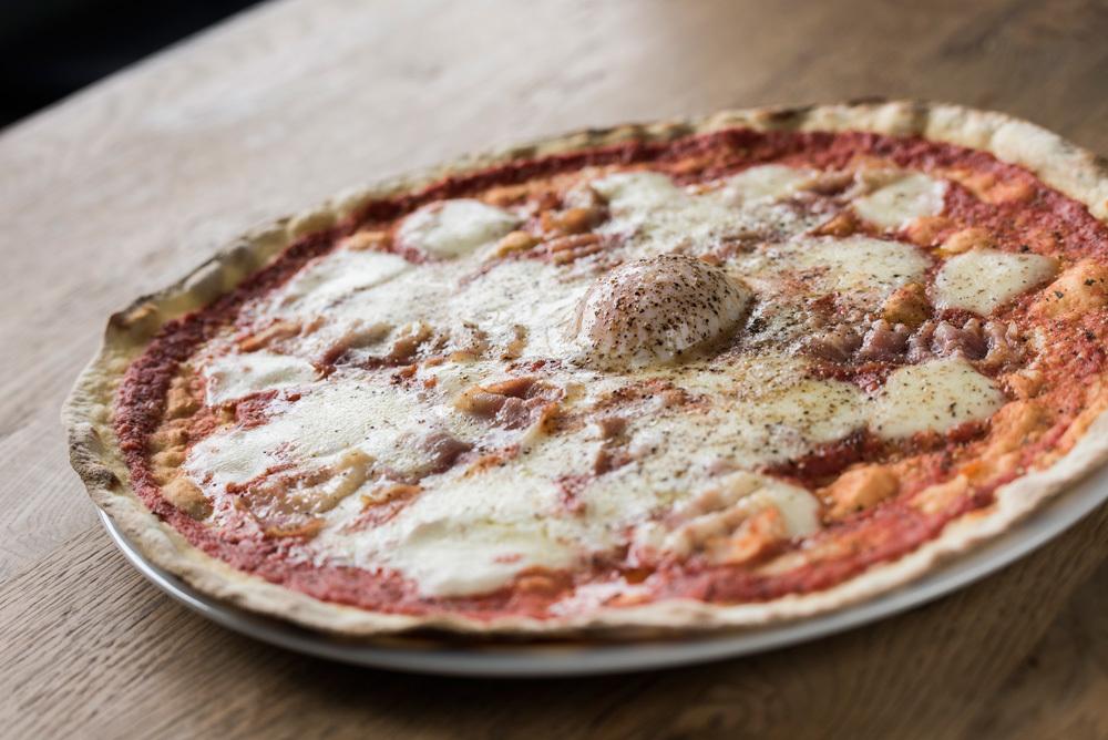 Carbonara披薩