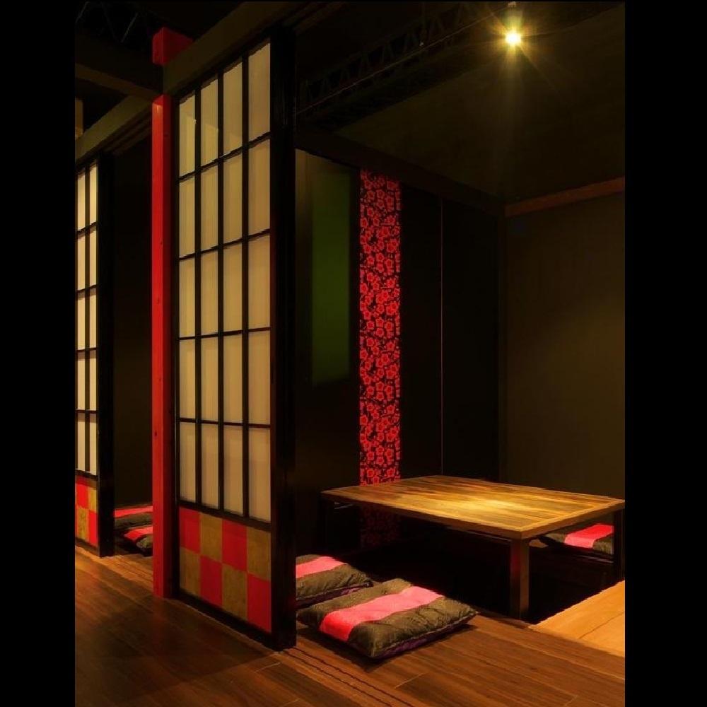 【2nd Floor Floor】 Digging Tatsurou Single Room 4 people × 1 room.8 people x 2 rooms.