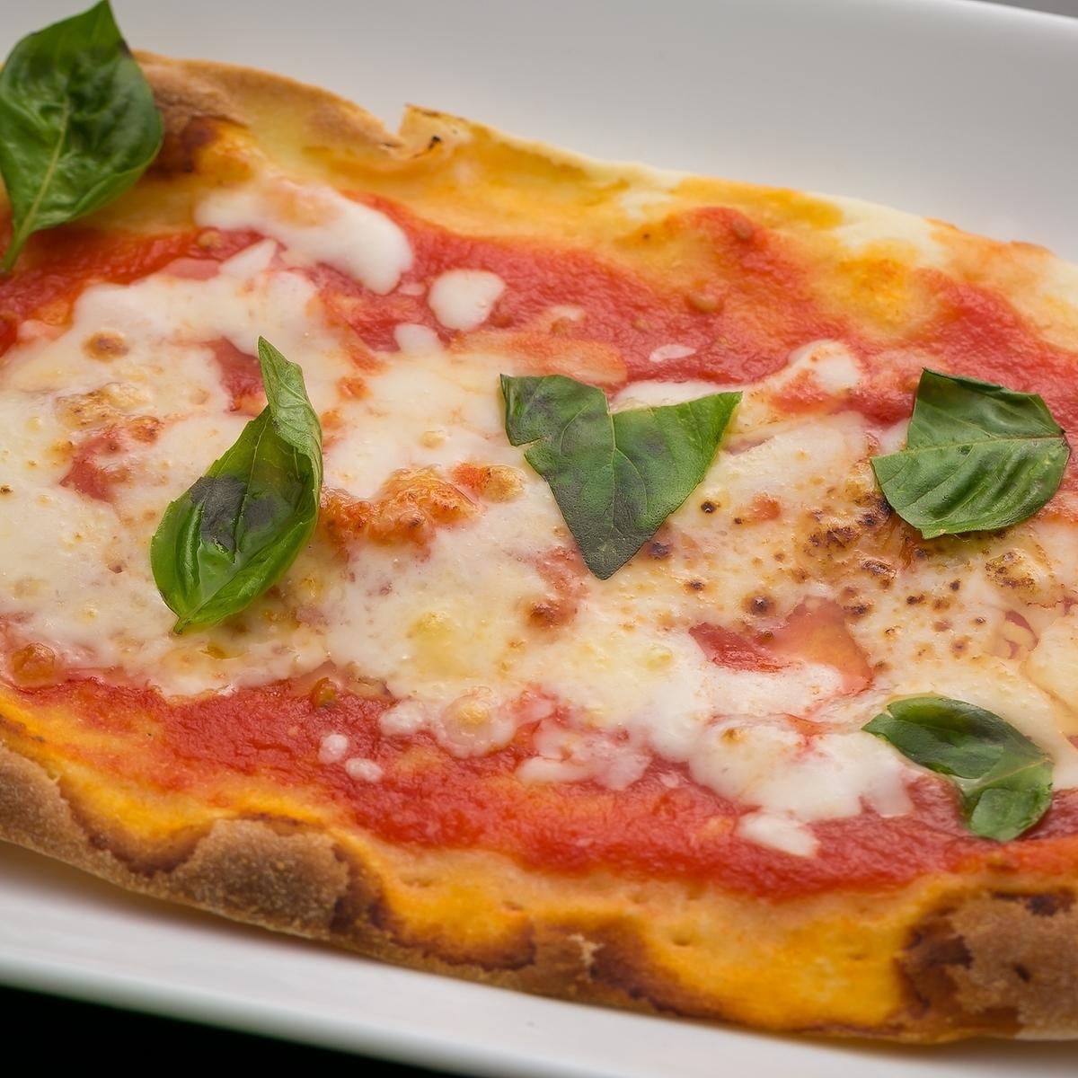 Pizza Margherita / Pizza Insalata