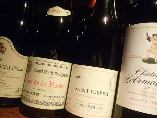 프랑스 와인 전문점