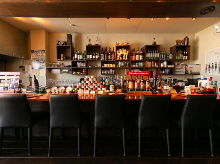距离Ryochocho Station Bar酒吧有5分钟的步行路程