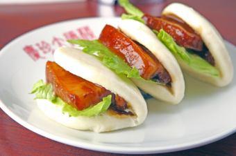 Manju boiled pork angle