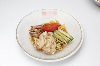 chilled Chinese noodles