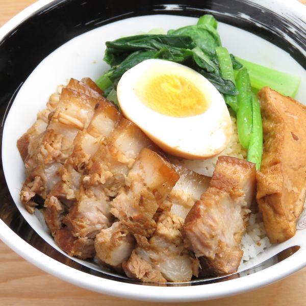 《鹵桟(ルーロー)は広東発祥》ルーは『味付け』で、ローとは『お肉』という意味☆牛・鶏・豚肉を使用☆