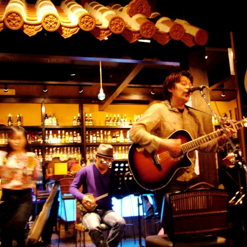 Okinawa music LIVE irregularly ◎