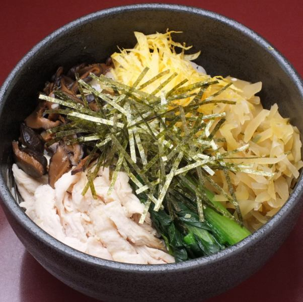 【Popular】 Feel special in the home of the Ladama family ♪ Amami's chicken rice / Please enjoy a few authentic Okinawan cuisines in Kannai ♪