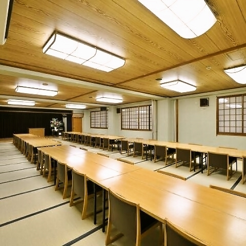 You can also use the banquet at the annex.More than 100 accommodation spaces.Corporate banquets and alumni associations can be used.Please consult us with your budget, cooking by phone.【Senbly Japanese cuisine Kaiseki seafood banquet lunch party party luncheon reception mumma drink unlimited sushi】