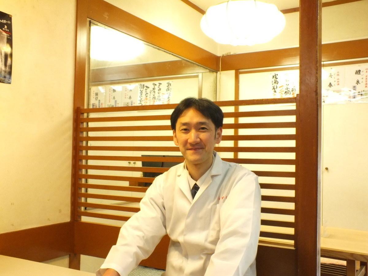 President Saito