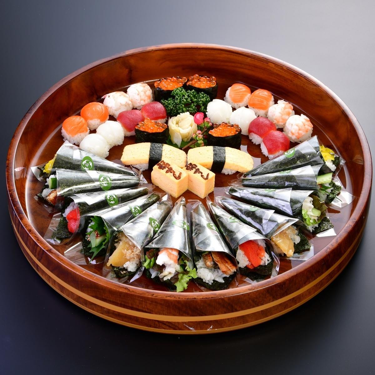 파티 초밥