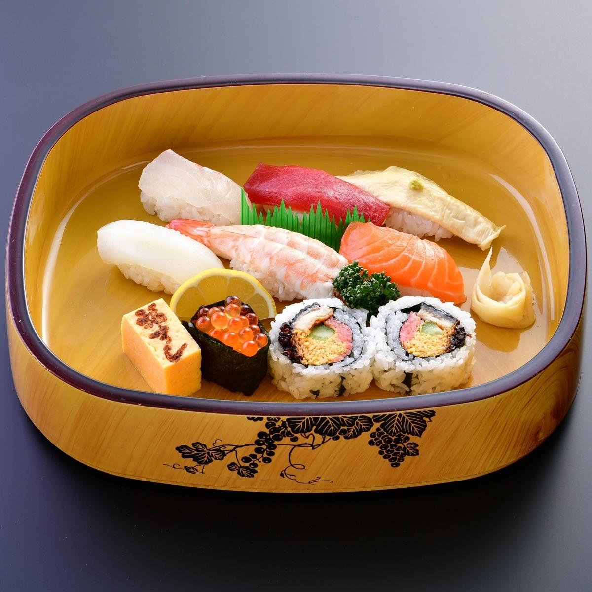 위 복 초밥