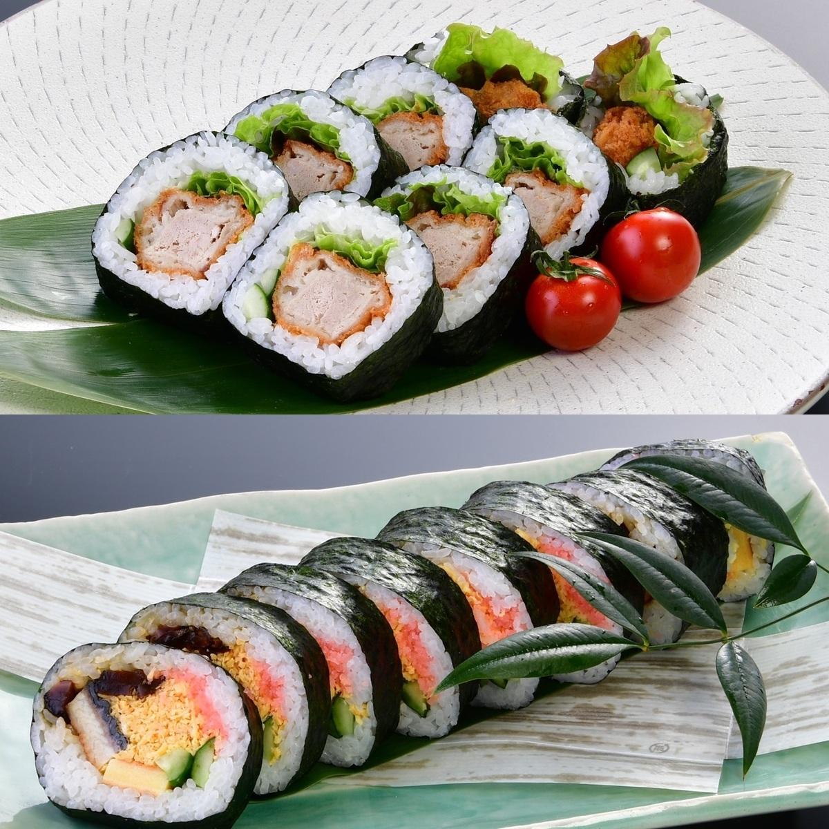 棒寿司,其他