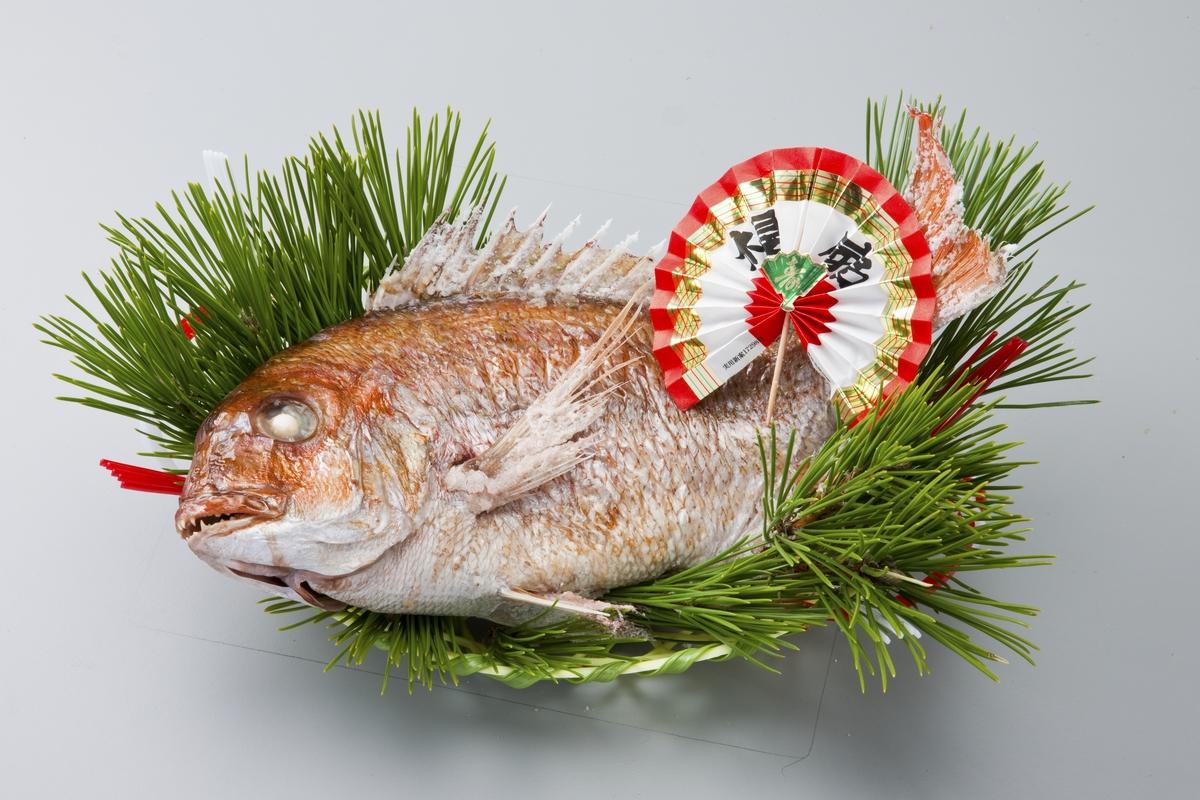 祝い焼き鯛 3,500円