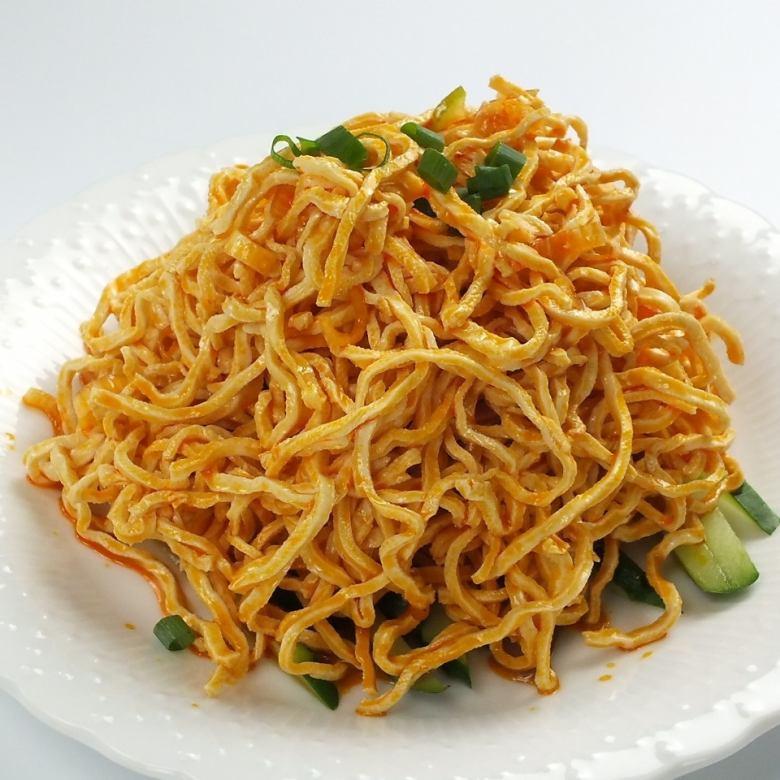 干豆腐沙拉