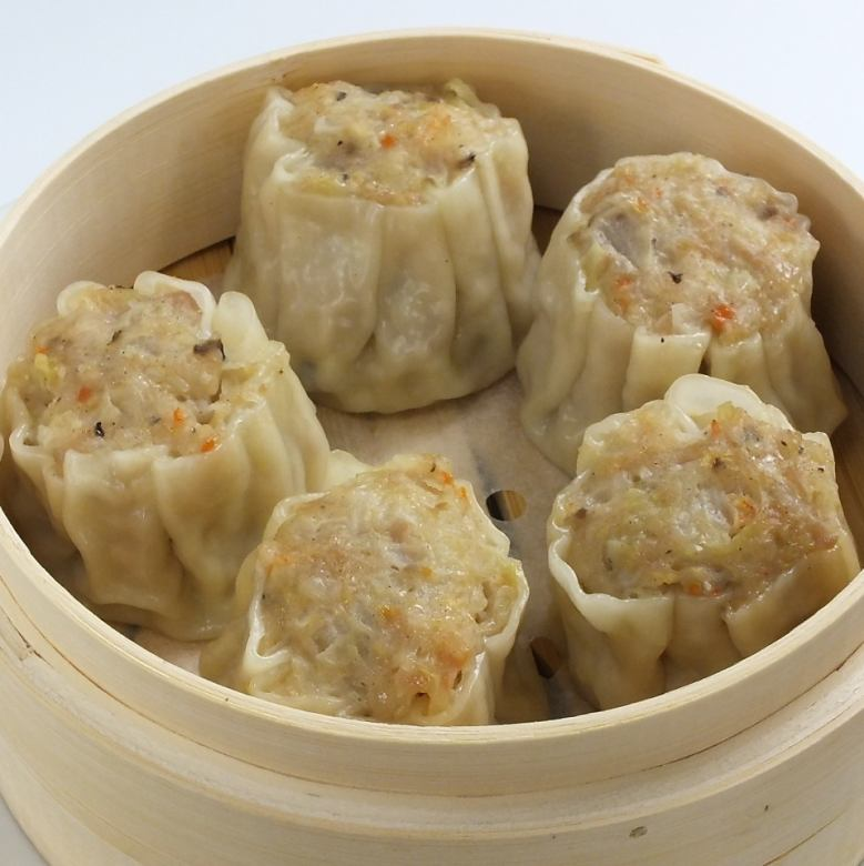 Shrimp steamed meat dumpling