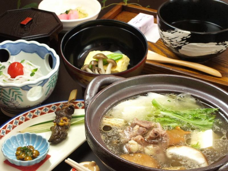 Stamina food! Supupan lunch (with coffee / Japanese confectionery) 2750 yen