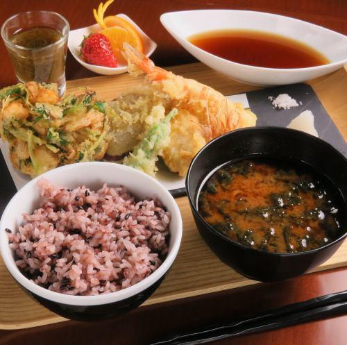 ついに和食ランチはじめました!