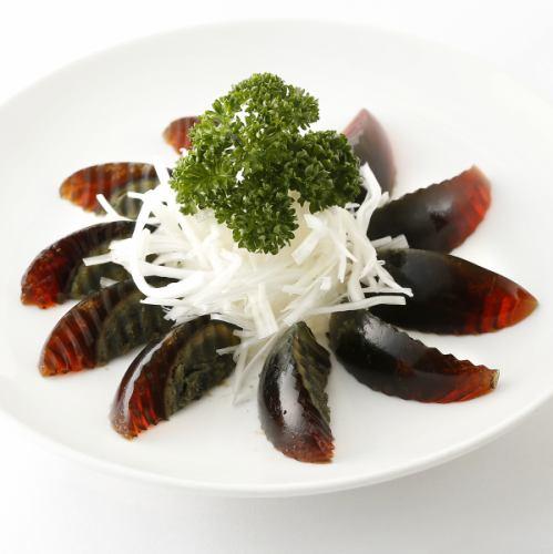 ピータン/ピータン豆腐