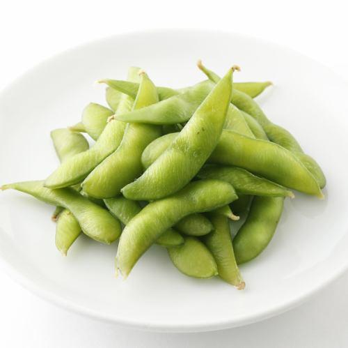 枝豆/ザーサイ