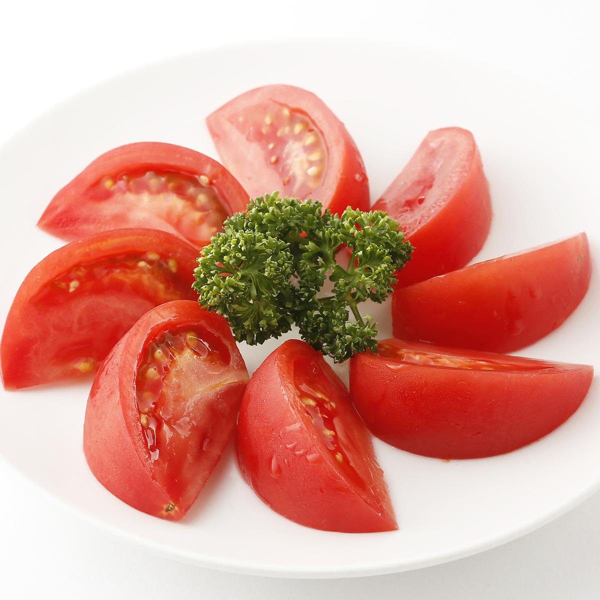 中華サラダ/冷しトマト